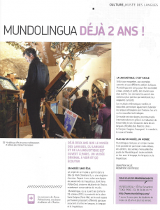 Inalco magazine