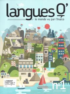 Inalco magazine cover